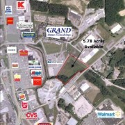5-7 Acres on Ragland Road