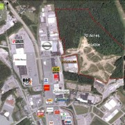 70 Acres - North Eisenhower Drive