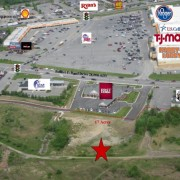 Retail Outparcels on Robert C. Byrd Drive (US Rte 16)